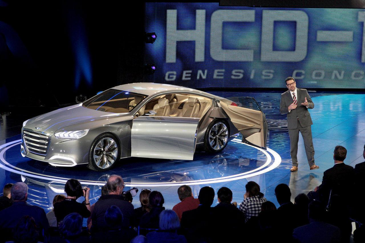 Foto de Hyundai HCD-14 Genesis Concept (15/15)