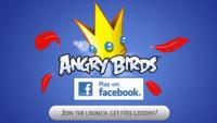 Angry Birds ha llegado a Facebook antes de lo esperado, decid adiós a vuestra productividad