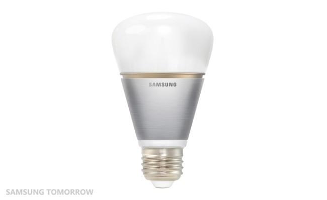 Samsung Smart bulb, las nuevas bombillas inteligentes
