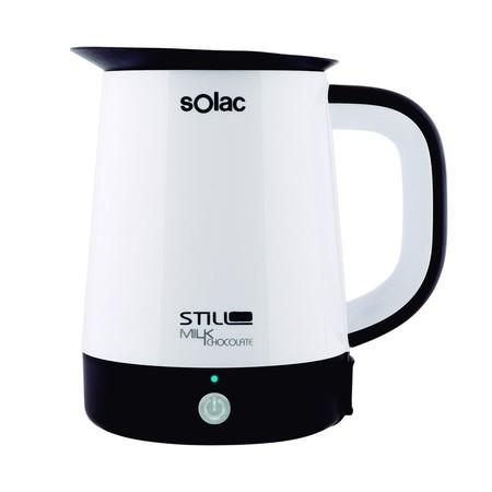 ¿Te apetece un chocolate caliente? el calentador de líquidos Solac Milk y Chocolate CH6302 está por 29 euros en Amazon