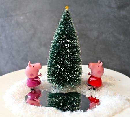 Nieve Peppa Pig
