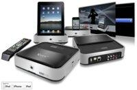 iXtreamer, disco duro multimedia total con base para el iPad