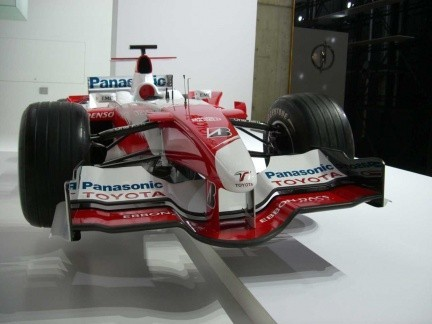 Toyota F1 2007