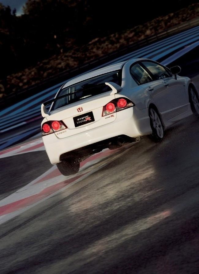 Foto de Honda Civic Type-R Sedan (1/18)