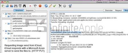 iCloud se apoya en los dos grandes, Windows Azure y Amazon S3