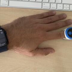 Foto 4 de 12 de la galería mediciones-simultaneas-spo2-con-apple-watch-series-6-y-pulsioximetro-de-dedo en Applesfera