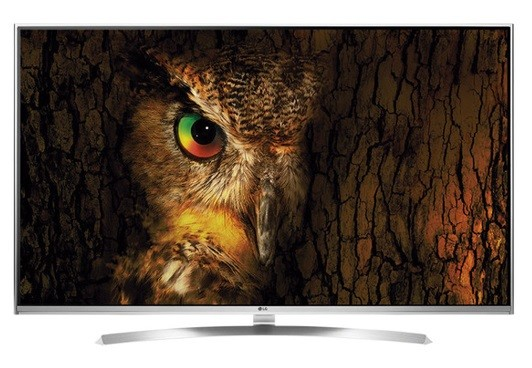 TV LED 55'' LG 55UH850V Super UHD 4K con Wi-Fi, Smart TV y Cinema 3D