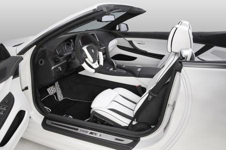 Interior LUMMA CLR 600 GT