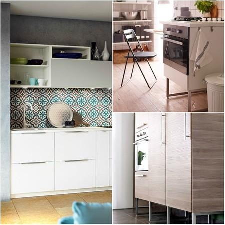 Muebles cocina ikea medidas simple altura muebles de for Iluminacion cocina ikea
