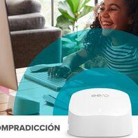 Amazon tiene rebajado su router para redes WiFi en malla eero 6 a 112 euros: soluciona tus problemas de conectividad por 37 euros menos de lo habitual