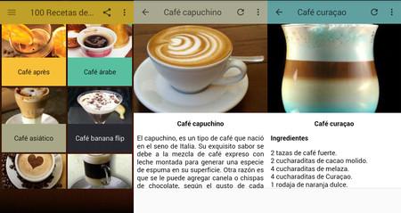 100 recetas de café