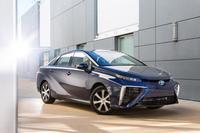 Toyota Mirai, el nuevo Prius
