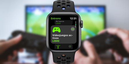 Apple Watch Viddeojuegos Activos