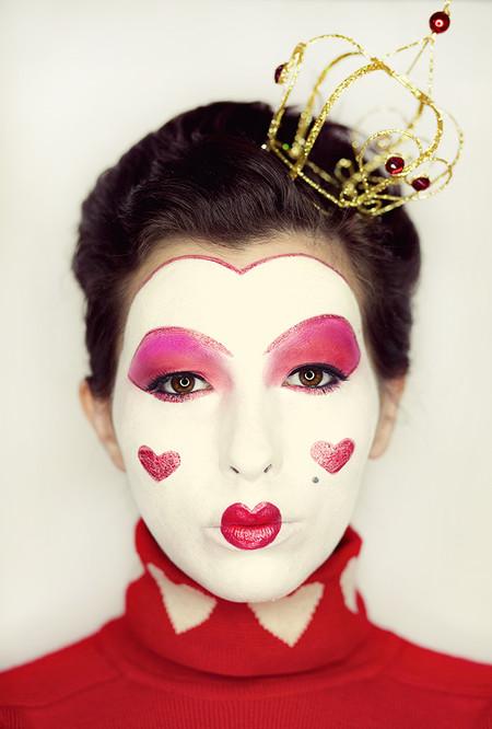 Queen Of Hearts Costume Makeup Keiko Lynn 1