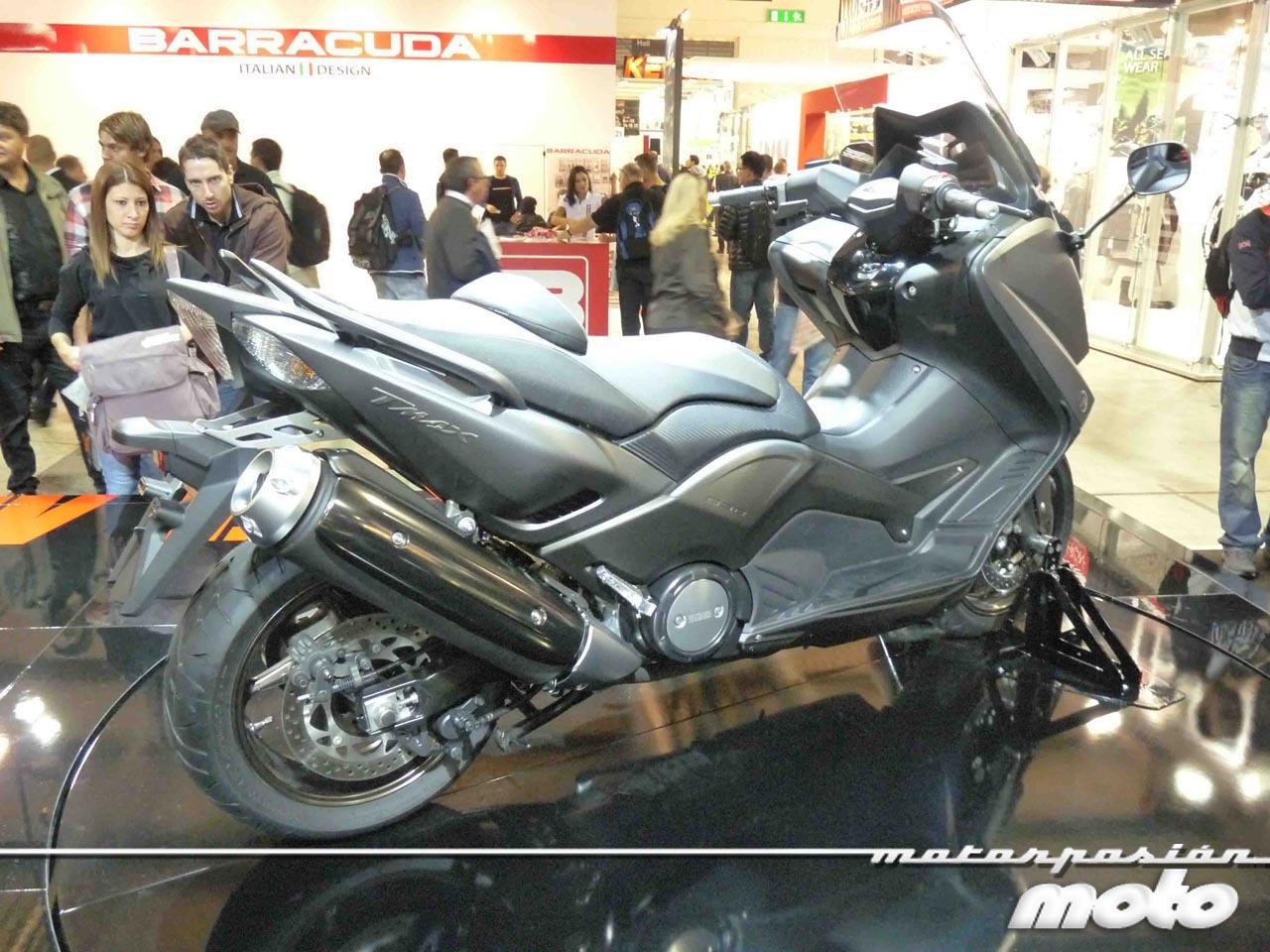 Foto de Yamaha T-Max 2012, EICMA 2011 (7/8)