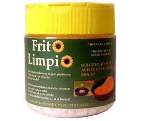 Fritolimpio, la solución para el aceite usado
