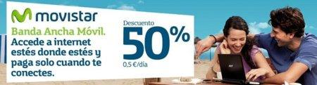 Movistar promociona su internet de pago por uso ¿Preludio de un futuro con tarifas menos planas?