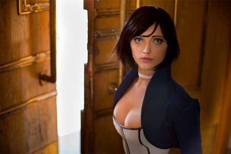 Sexy bioshock elizabeth BioShock Infinite