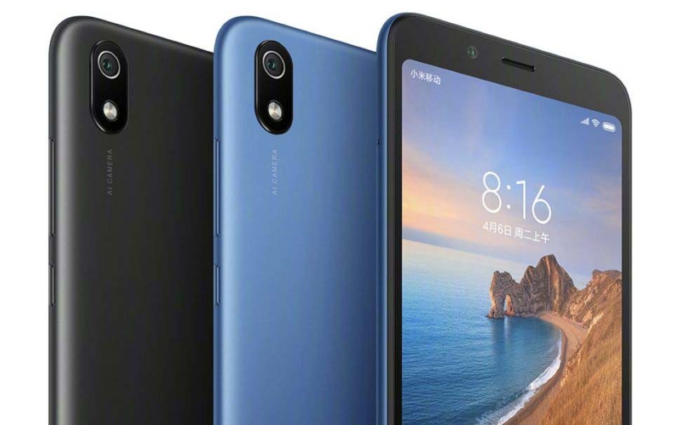 Xiaomi Redmi™ 7A: la gama baja democratiza la batería de 4.000 mAh