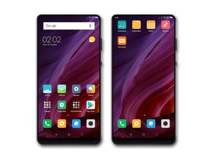 Xiaomi Mi Mix 2 Miui De Fabrica