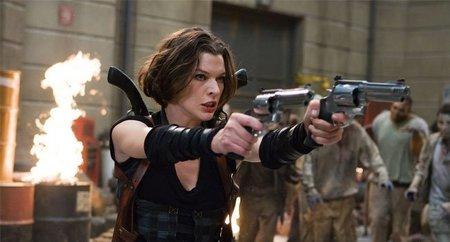 Resident Evil: Retribution. Primer trailer y toneladas de product placement