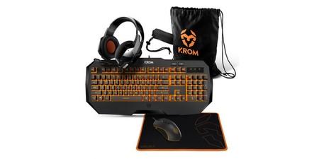 Krom Pack Gaming