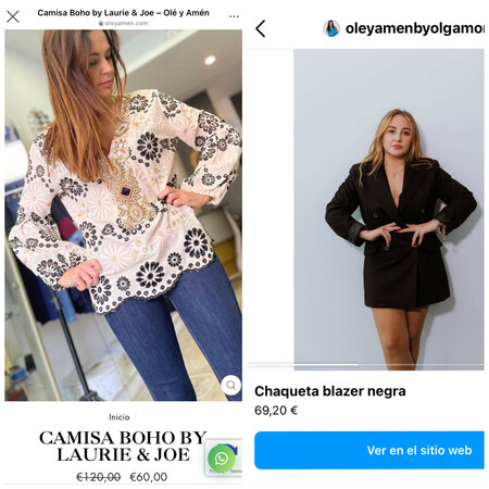 La tienda de Olga Moreno