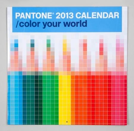 calendario pantone portada