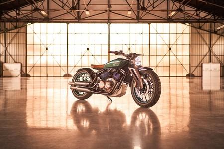La Royal Enfield KX Concept es una de las motos más bellas del EICMA 2018, pero no llegará a la calle