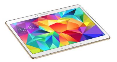 SecuTABLET: la nueva tablet de BlackBerry es una Samsung Galaxy Tab S
