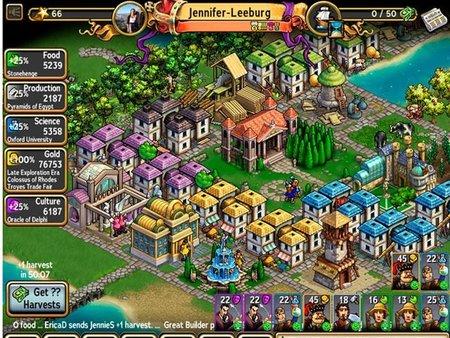 'Civilization World'. La apuesta de Firaxis por Facebook ya está disponible para todos. ¿El nuevo Farmville?