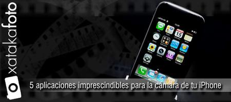 5 aplicaciones imprescindibles para la cámara de tu iPhone