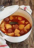 Paseo por la Gastronomía de la Red: trece reconfortantes recetas de platos de cuchara