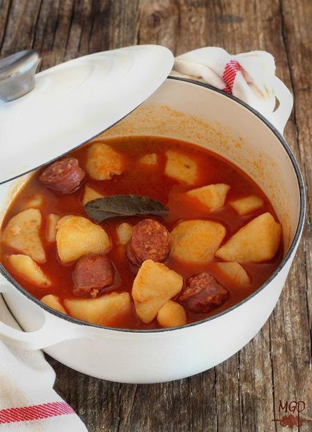 Paseo por la Gastronomía de la Red: 13 reconfortantes recetas de platos de cuchara