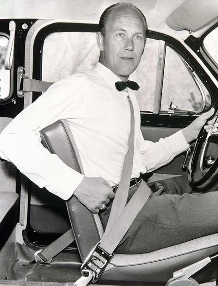 Nils Bohlin Volvo Inventor Of Seatbelt