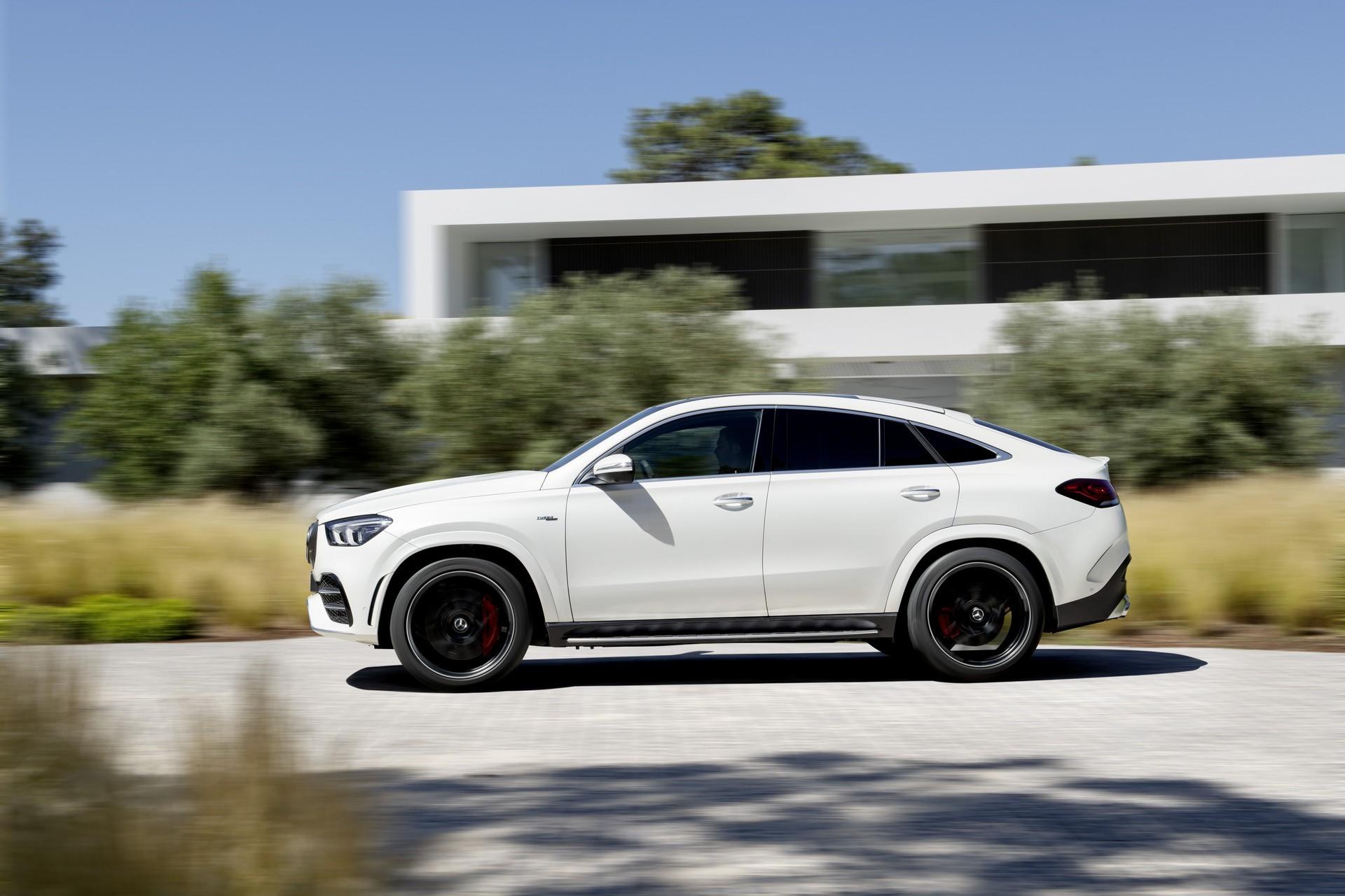 Foto de Mercedes-Benz GLE Coupé 2020 (22/52)