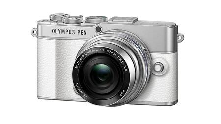 Olympus E P7 White