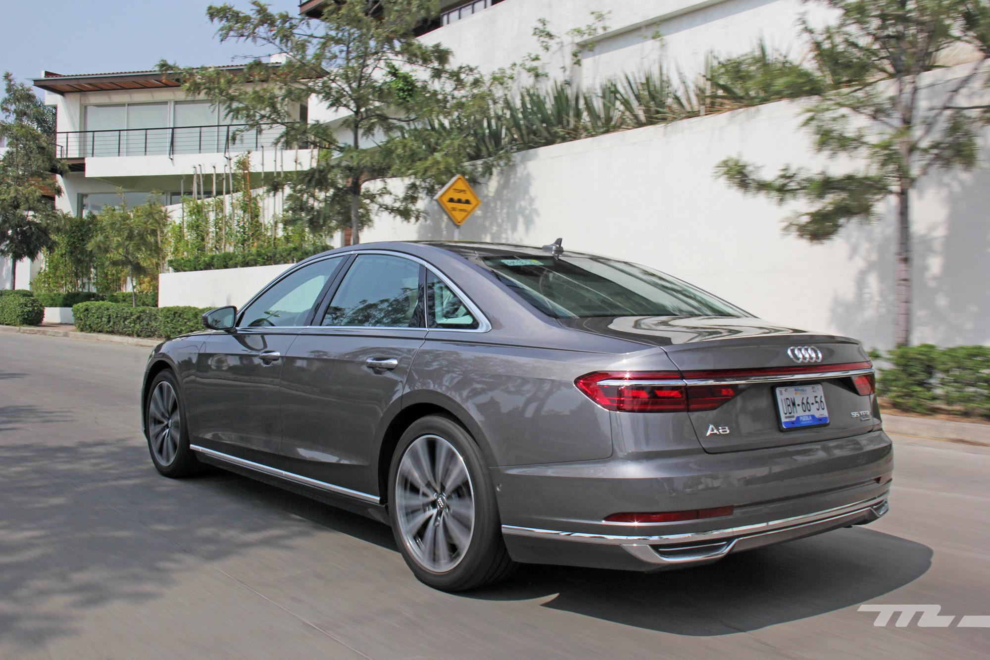 Foto de Audi A8 55 TFSI (21/22)