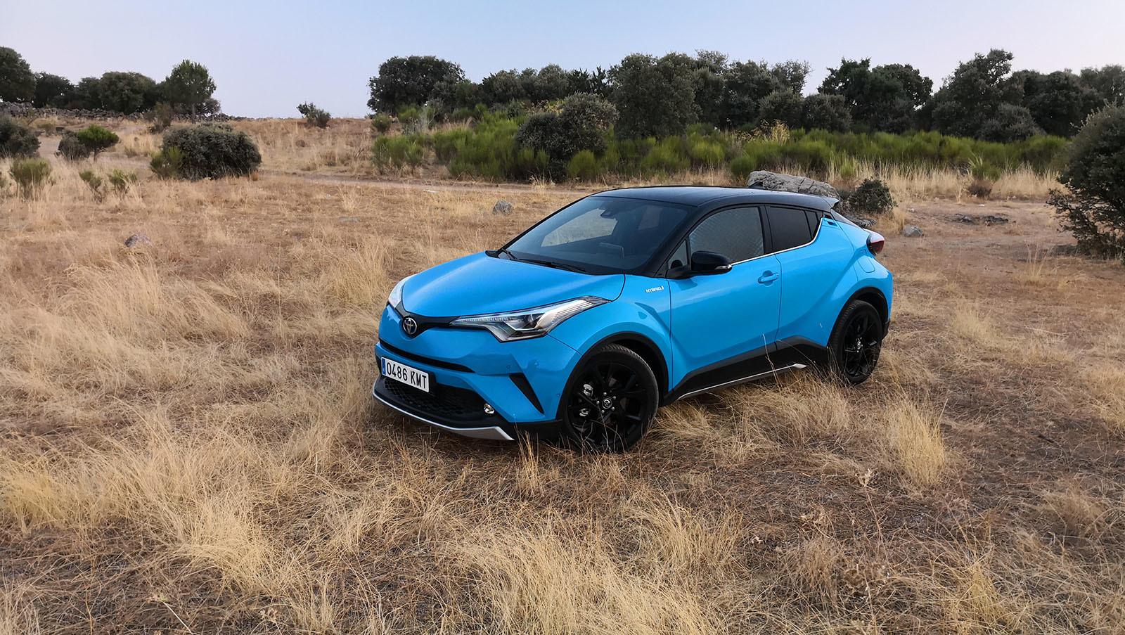 Foto de Toyota C-HR Dynamic Plus - Fotos exteriores (7/30)