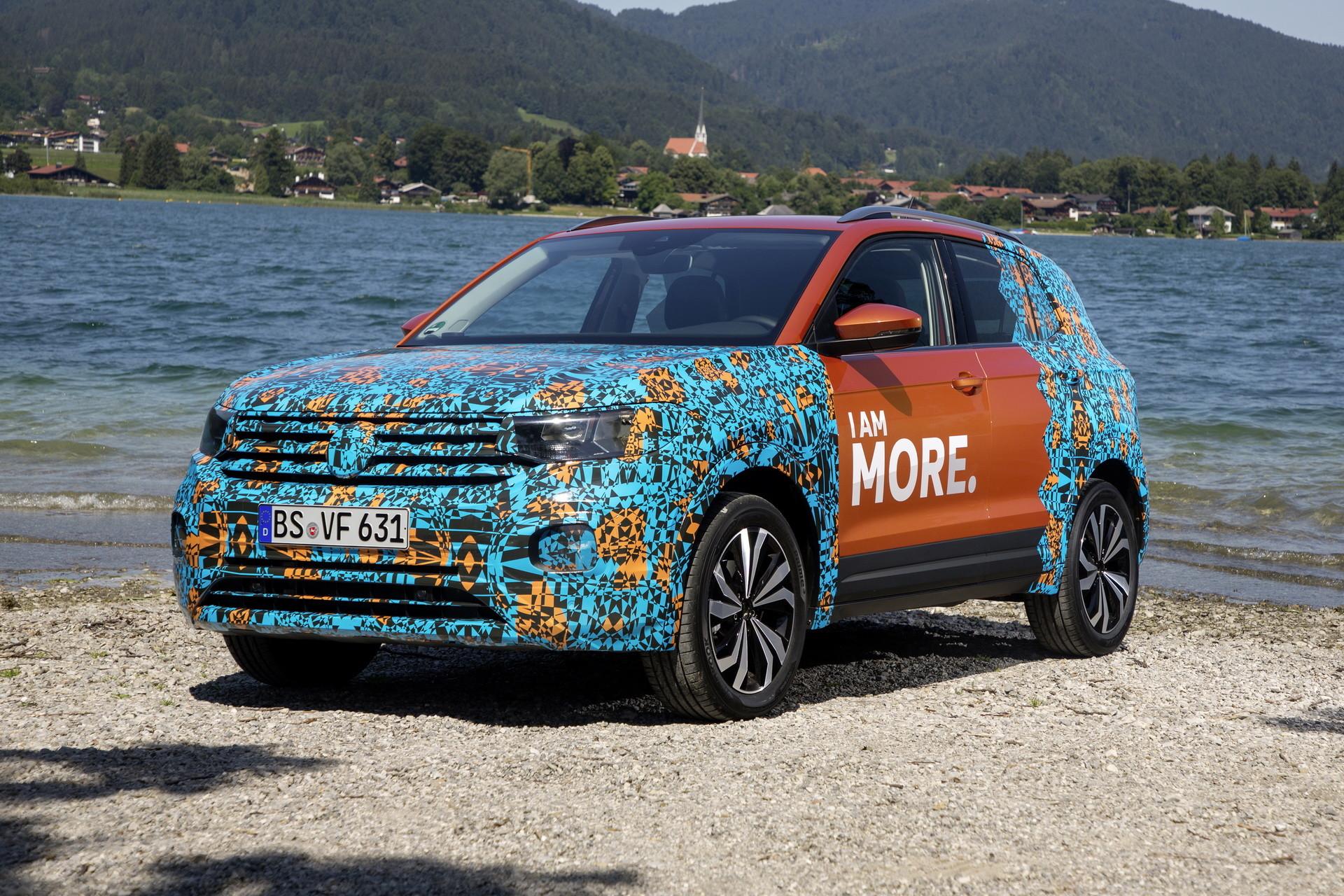 Foto de Volkswagen T-Cross (primeras imágenes) (7/28)