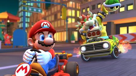 El modo multijugador de Mario Kart Tour ya está aquí para que puedas picarte con amigos en tu móvil
