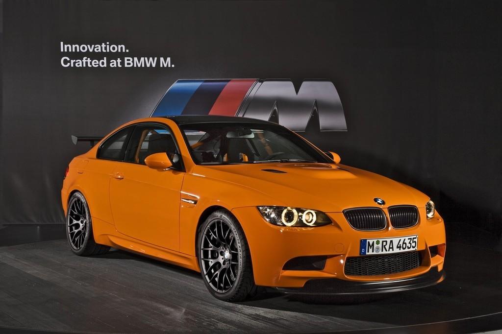 Foto de BMW M3 GTS (1/5)