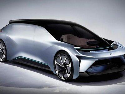 La marca china Nio promete que su sala autónoma rodante EVE estará lista para 2020