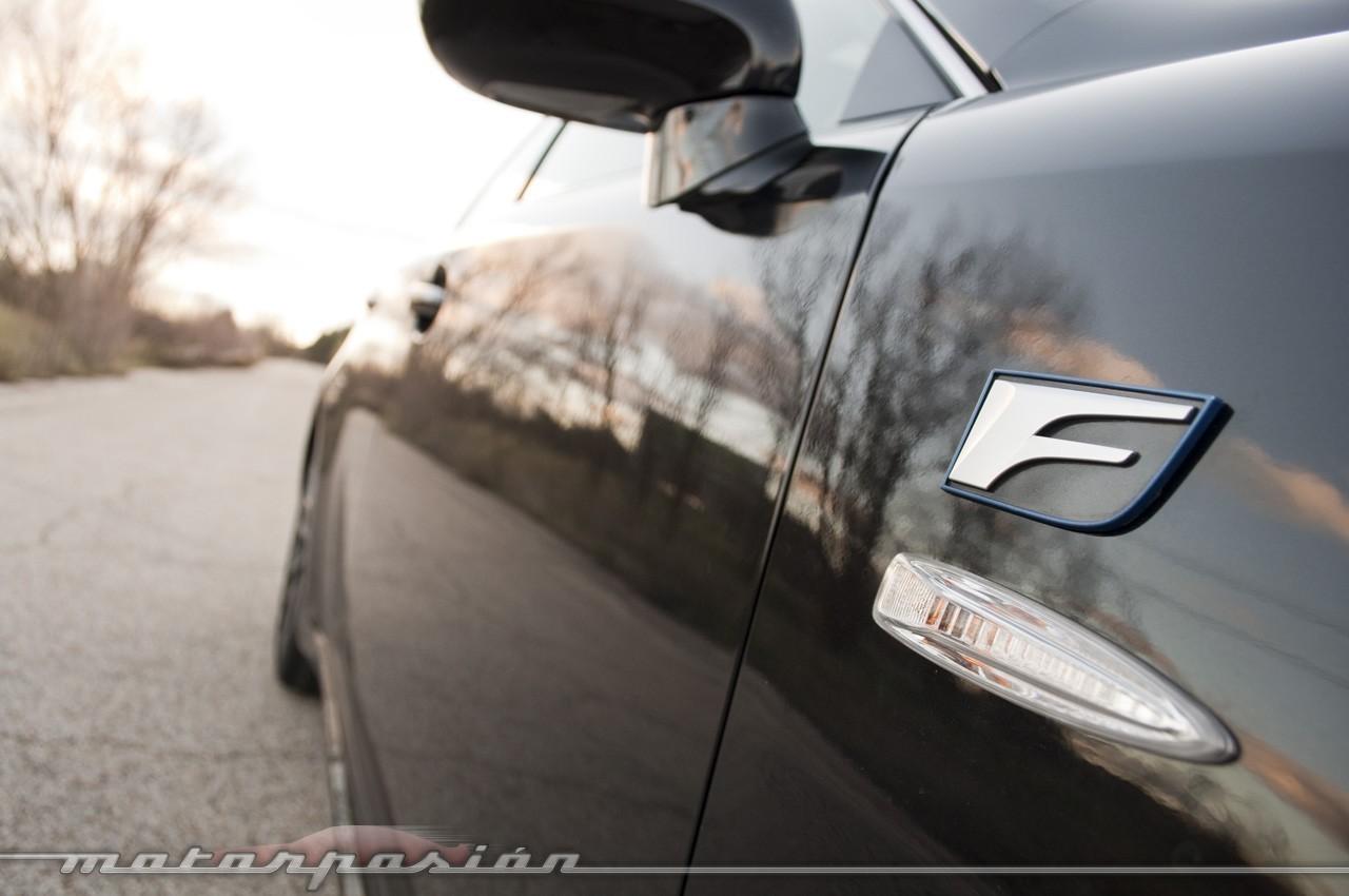 Foto de Lexus IS F (prueba) (10/46)