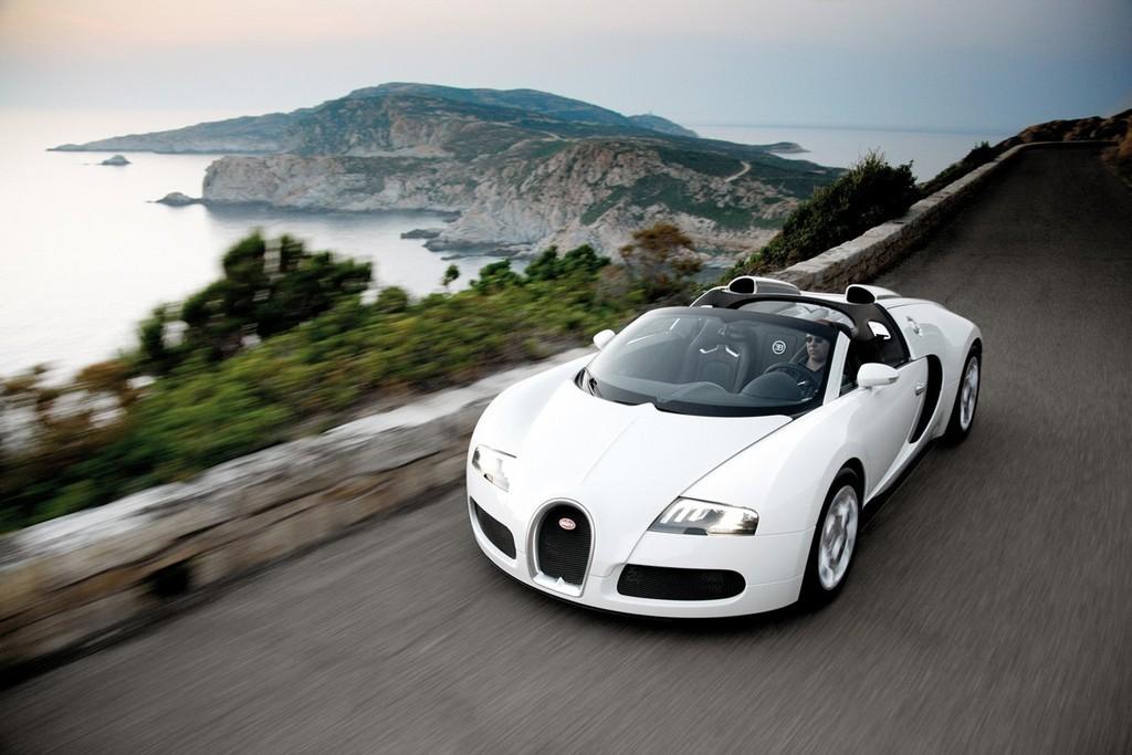 Foto de Bugatti Veyron Grand Sport (9/29)