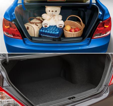Chevrolet Aveo Vs Nissan Versa 6