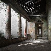 Estos espacios abandonados se convierten en escenarios creativos sorprendentes
