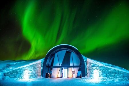 Icehotel Suecia