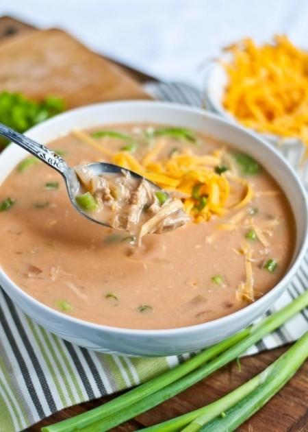 Sopa de picante de pollo