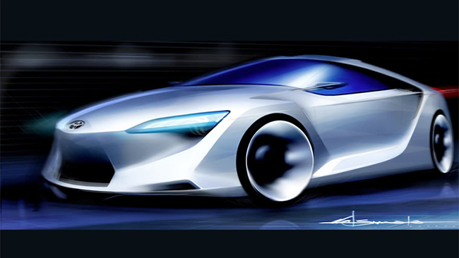 Concept Cars Toyota